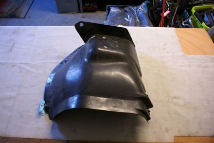 1988-1996 C4 Corvette,RH Rear Lower Wheelhouse Panel,Used